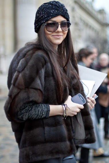 Paris to London Fashion Inspirations