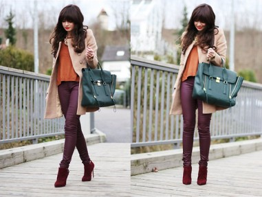 Hot of the streets! Layer Earth Tones!!!