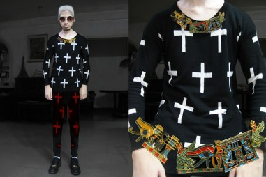The Mercey Print... Trend or shot at Religion? How big will this trend be in 2013?