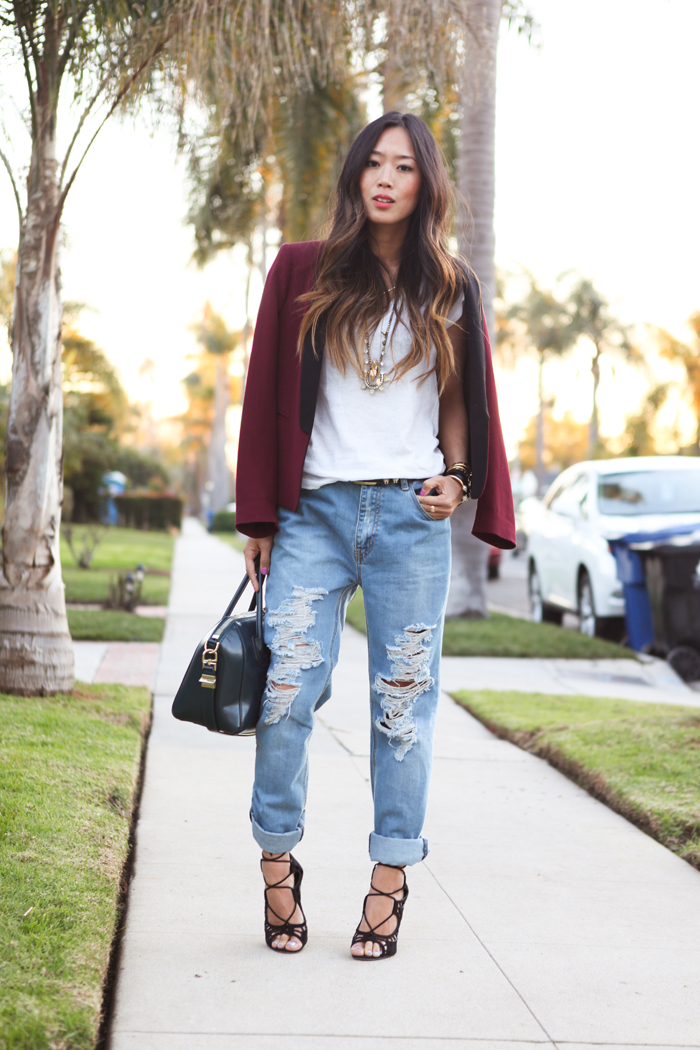 Boyfriend Jeans Fashion Forbes