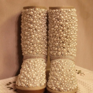 pearl Uggs