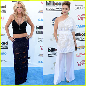 jenny-mccarthy-alyssa-milano-billboard-music-awards-2013-red-carpet