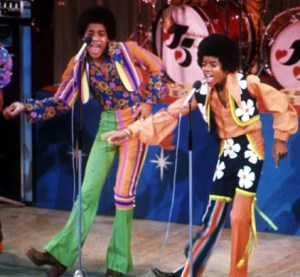 MICHAEL JACKSON  WITH THE JACKSON 5, BRITAIN - 1972