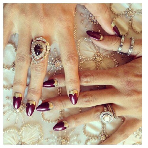 Hot nail art kimmie kyees check out hot celeb styles fashion wpid stitch80g nicole richie met gala nail designs prinsesfo Gallery