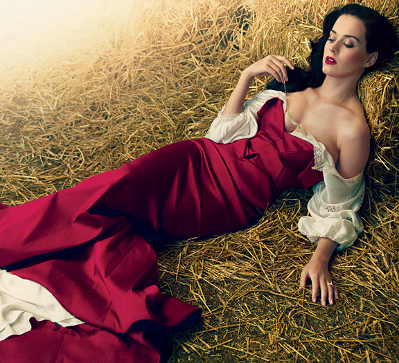 Katy Perry Vogue 2