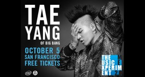 Taeyang_Music_Experiment