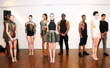 Laquan Smith - Presentation - Mercedes-Benz Fashion Week