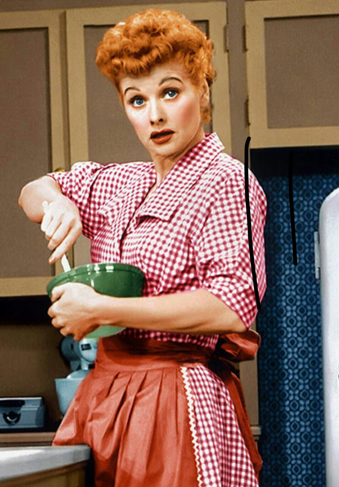 Lucille ball i love lucy color the for I love lucy coloring pages