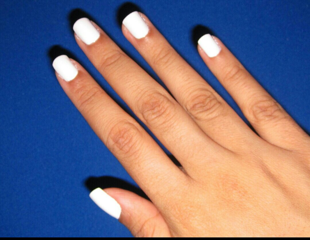 Trending: Winter White Natural Nails   Fashion Forbes.