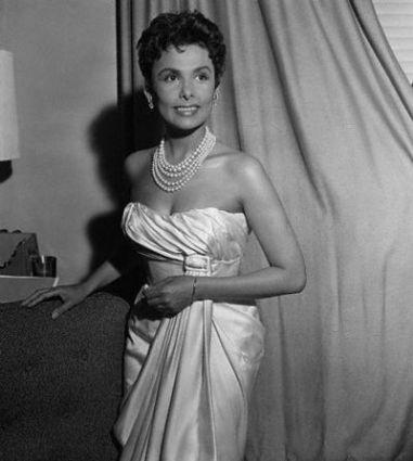 Lena Horne at Cocoanut Grove