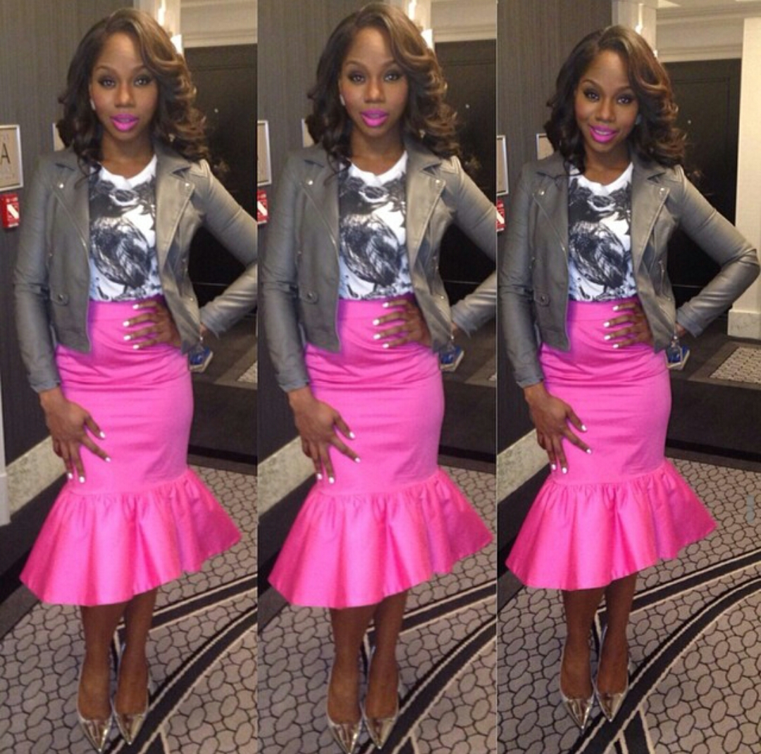 Sarah Jakes Media Explosion Styling With J Bolin