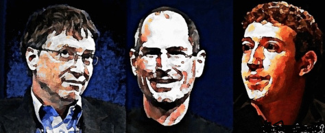 steve jobs and mark zuckerberg as Facebook has faced worldwide controversy this month over how it uses customer data – but it's not the first time the firm has been in hot water over the issue in.