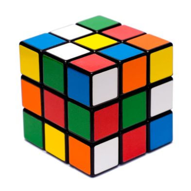 Today is the 40th Anniversary of the Rubix Cube.