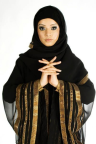 Embroidered-Abaya-Designs-styles-1