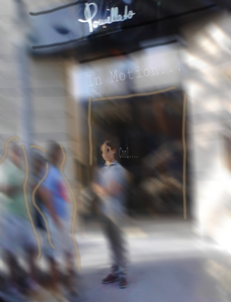 In Motion: Art Work: Rodeo Drive: 2014