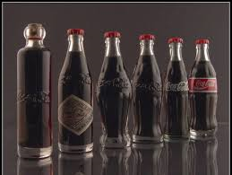 origional bottles from the 1880 to today.