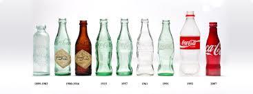 The Bottle History.