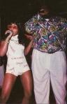 Lil' Kim & BIG