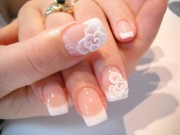 3a76e5c4845b0ad8564548bc06cd511celegant Nail Designs French